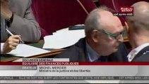 SEANCE,Projet de loi - Equilibre des finances publiques