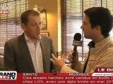 Dany Boon en dédicaces à Lille (Interview Exclu)