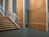 Ecole nationale supérieure d'architecture de Paris-Belleville (Paris, 75, hiver 2010)