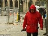 Lluvias y mal tiempo en Gernika