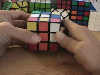 Solution du Rubik's Cube 1/6