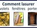 Bondex Lasure Volets, fenêtres, portes