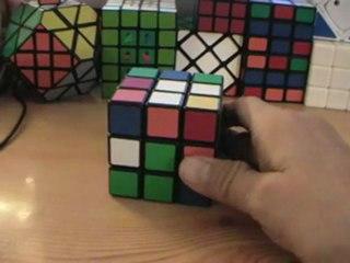 Solution du Rubik's Cube 2/6