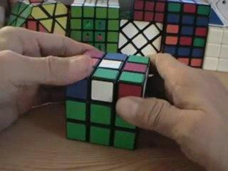 Solution du Rubik's Cube 4/6