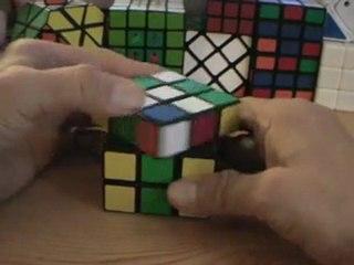 Solution du Rubik's Cube 5/6