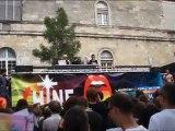 LA GAY PRIDE  A BORDEAUX   MARCHE DES FIERTES 2011