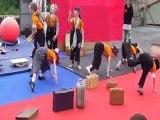 """Spectacle de fin d'année de l'école des arts du cirque """"Midi Cirque"""""""