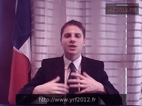 Candidature Présidentielle 2012