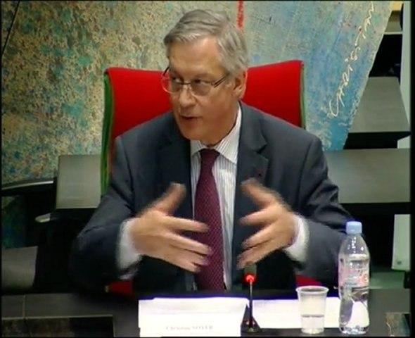 Conférence-débat avec le Gouverneur de la Banque de France