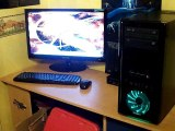 presentation et test du PC gamer Extreme 11 Gros processeur pour d'énorme traitement , Photo,Vidéos, Jeux sous 3D mark  2010