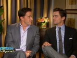 Access Extended: Matthew Bomer and Tim DeKay On The Return Of USA's 'White Collar'