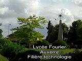 Bac philo au Lycée Fourier à Auxerre