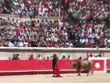 Féria de Nîmes 2011 : Les Aléas de la Féria (12/06)  2/4