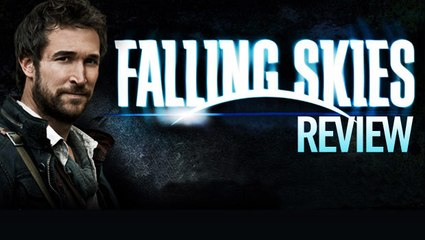 Falling Skies | Review of New Spielberg TV Series on TNT - The Totally Rad Show