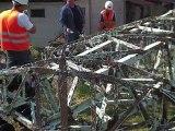 Feignies : Disparition de la ligne haute tension de Sambre et Meuse