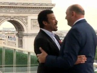 Lionel Richie fait Chevalier de la Légion d'Honneur