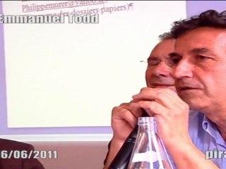 """#8 EMMANUEL TODD / """"Protectionnisme et libéralisme / 16.06.2011"""