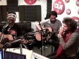 Winston McAnuff & Bazbaz - Placebo Cover - Session Acoustique OÜI FM