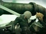 Final Fantasy VII Advent Children sur PS3