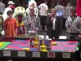 [Eceborg] coupe de france de robotique 2011 : série 2 - Eceborg vs ENSSAT Robotique