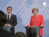 Dette grecque : l'Allemagne et la France veulent une...