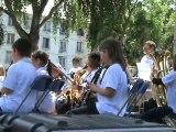 orchestre à l'école Saint-Malo France