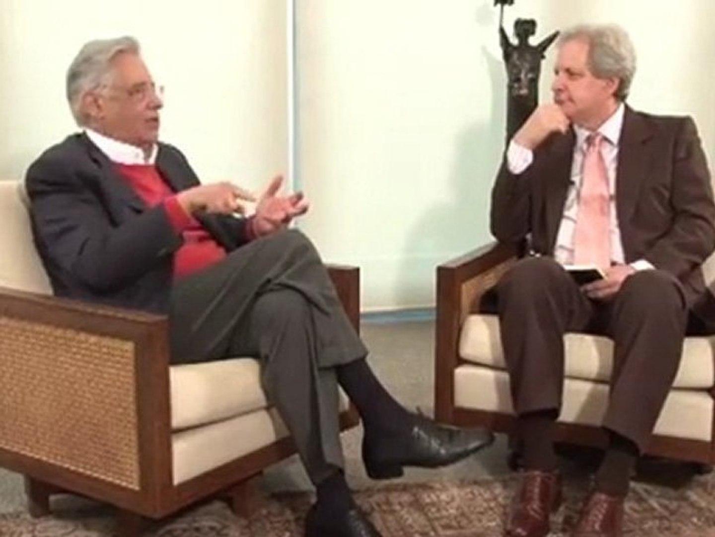 Bloco 2: FHC fala sobre o papel da oposição