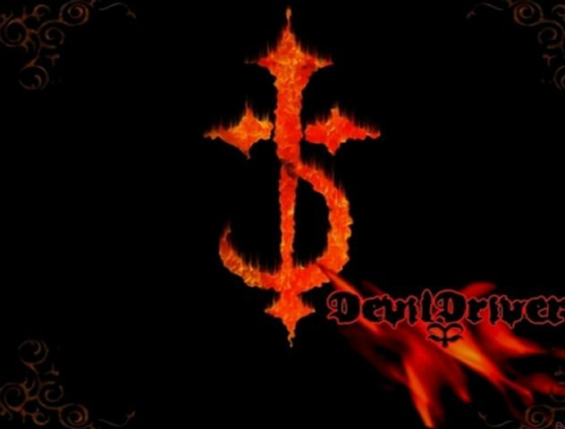 Devildriver, end of the line cover by greyson.mpg