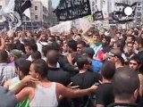 Events in Syria provoke clashes in Lebanon