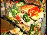 Banco de Alimentos reparte productos