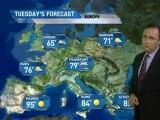 European Vacation Forecast - 06/18/2011