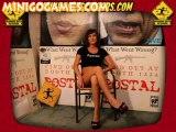 Postal III Video Game - E3 09 - Scantily Clad Trailer -  MiniGoGames Com