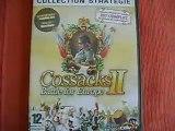 vidéo du jeu cossacks 2