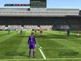 Fifa 11 - Match Complet (Deuxième mi-temps)