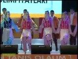 Moldova Karadeniz folklörü 9.Türkçe Olimpiyatları Sakarya