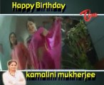 TeluguOne Wishes a Very Happy Birthday to Kamalini Mukharjee on 5th March