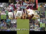 Frank Lampard (West Ham) Great Goal