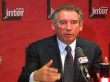 François Bayrou invité de Patrick Cohen sur France Inter - 20 juin 2011 Part.2
