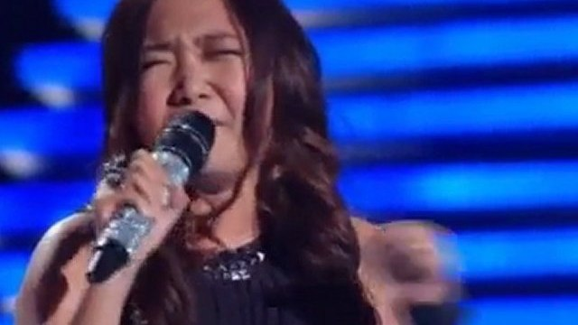 Charice at David Fosters - All by myself