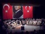 Bayburt Rehberi - Genç Ozanlar Korosu Türkü ve Şiir Dinletisi Büyük Beğeni Topladı