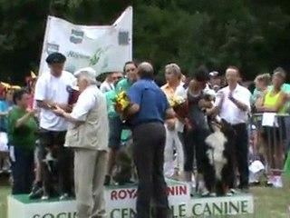 Championne de France 2011 D !!