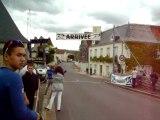 CHPT DPTAL Route Jeunes 2011 à La Guerche - Arrivée minimes