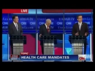Pawlenty Backpedals on ObamneyCare Comments - The Young Turks