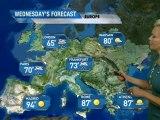 European Vacation Forecast - 06/20/2011