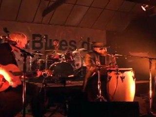 Big Daddy Wilson au Festival Blues des 2 Rivières en Bretagne