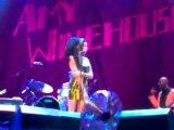 Le dernier concert d'Amy Winehouse à Belgrade.