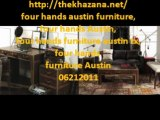 four hands austin furniture, four hands Austin, four hands f