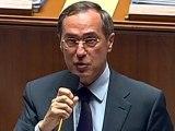 """lapsus: Claude Guéant évoque """"le gode"""" électoral"""