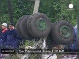Russie : 44 morts dans le crash d'un Tupolev - no comment