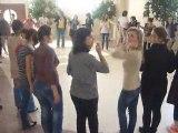le cours de danse grecque